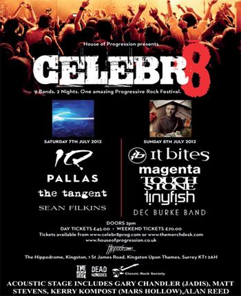 Celebr8 Prog