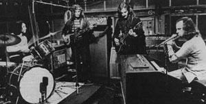 Focus at the BBC in 1972