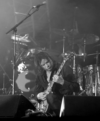 John Norum, photo by Ian Pollard