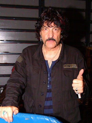 Carmine Appice, photo by Noel Buckley