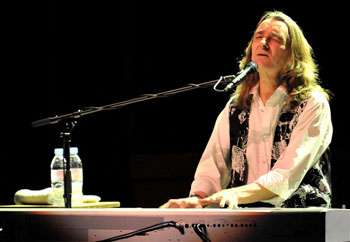 Roger Hodgson, photo by Lee Millward