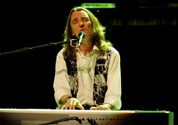 Roger Hodgson, photo by Steve Goudie
