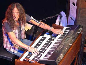 Get Ready To Rock Interview With Keyboard Player Ken